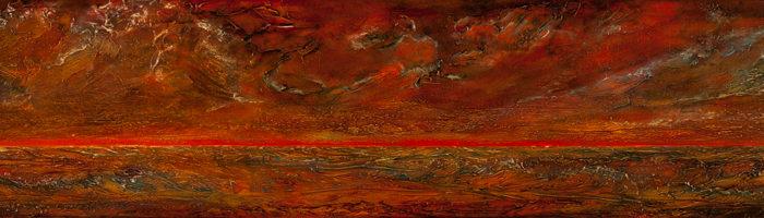 Beyond the Horizon (Sold)