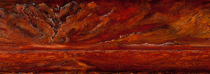 The Edge of Time  (Sold)