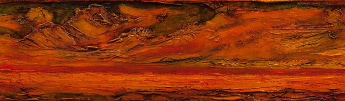 Where does it Begin or End (sold)