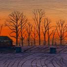 Rural Sunrise (Sold)