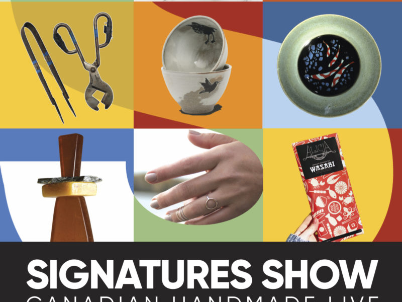 Salon Signatures Show, November 15 – 19, 2017