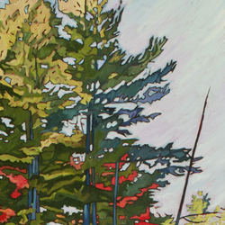 Twin Lake Pine – SOLD