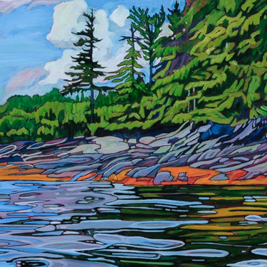 Newfoundland Pine – Sold