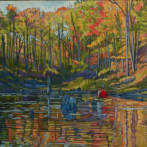 Twin Lake Autumn