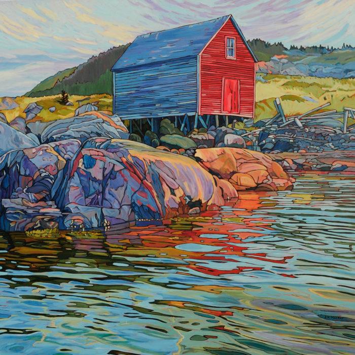 Herring Neck – Newfoundland – SOLD