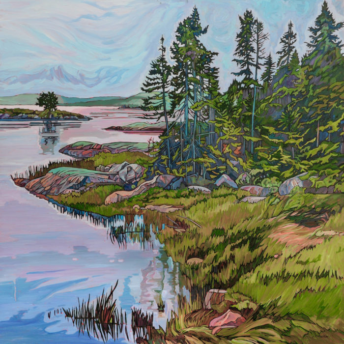 Burlington Pines – Newfoundland – SOLD