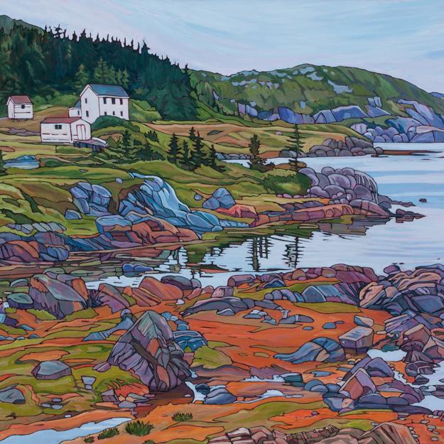 Near Herring Neck – Newfoundland – SOLD