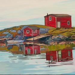 Greenspond – Newfoundland – SOLD