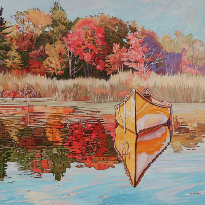 Autumn Calm – SOLD